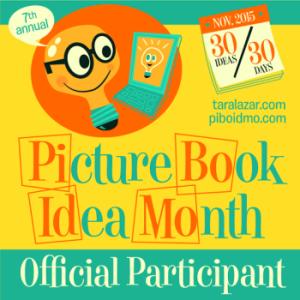 Picture Book Idea Month Official Participant