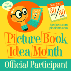 Picture Book Idea Month Official Participant
